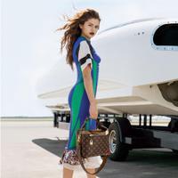 Selena Gomez, image: Louis Vuitton