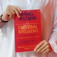 Buku Emotional Intelligence./Copyright Endah