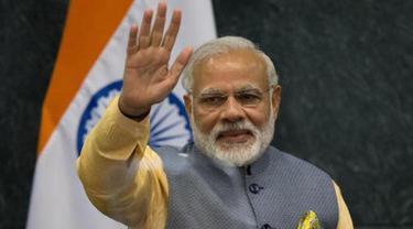 Perdana Menteri Narendra Modi (AP)