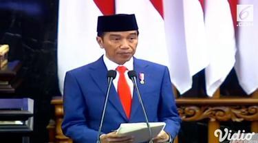 Presiden Joko Widodo menyampaikan bahwa asumsi harga minyak indonesia pada tahun 2020 adalah USD 65 per barel. Hal ini ia sampaikan pada pembacaan nota keuangan 2019 di gedung DPR-MPR RI.