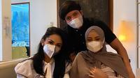 Pesan Krisdayanti untuk Aurel Hermansyah yang Alami Keguguran. (instagram.com/krisdayantilemos)