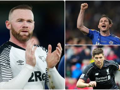 Kemampuan pemain dalam memberikan assist sangat penting dalam proses terciptanya peluang gol dalam sepak bola. Hampir setiap pemain harus memiliki kemapuan dalam memberikan assist dalam pertandingan. Berikut 6 raja assist di kompetisi Premier League. (kolase foto AFP)