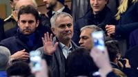 Jose Mourinho (AFP/GIUSEPPE CACACE)