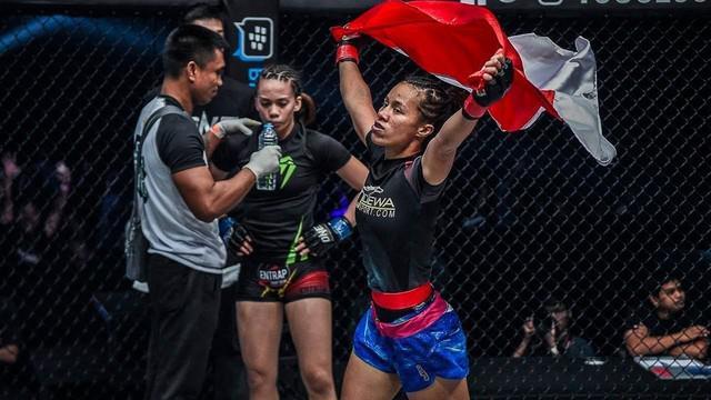 Deretan Petarung Indonesia Jelang One Championship, Dawn Of Valor di Istora Senayan