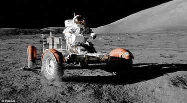 Kendaraan NASA