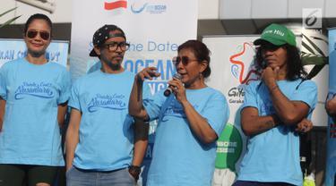 Menteri Susi dan Sejumlah Pemerhati Laut Resmikan Pandu Laut Nusantara
