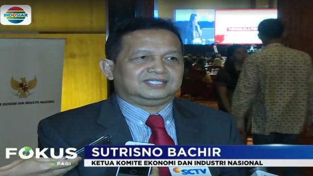 Menurut Sutrisno Bachir kegiatan pilkada serentak di seluruh Indonesia ini tentu akan menggerakan roda ekonomi masyarakat yang didaerah