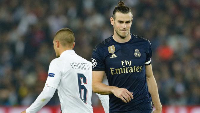 Raih 4 Gelar Liga Champions, Gareth Bale Mengaku Sedih Bermain untuk Real Madrid
