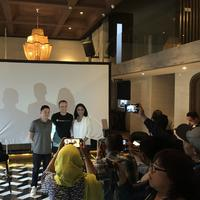 PouchNATION dan TIX ID jalin kerja sama mutual untuk layanan digitalisasi event. (Nizar Zulmi/Fimela.com)