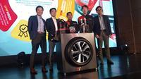 Mitsubishi One menjadi wajah baru dari layanan purnajual Mitsubishi di Indonesia. (Septian / Liputan6.com)