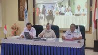 Kepala BMKG Dwikorita Karnawati di Bali