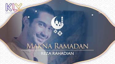 Begini Reza Rahadian memaknai bulan Ramadan.