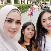 Pernah Dilamar Anak Raja, Ini 6 Potret Terbaru Tiara Anak Mulan Jameela  (sumber: Instagram.com/mulanjameela01)