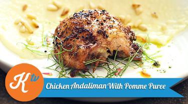 Sajian Lezat di Malam Tahun Baru dengan Menu Chicken Andaliman