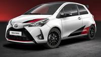 Toyota merilis gambar yang diberi nama new Yaris hot hatch. Gambar pertama ini lebih jelas ketimbang sketsa yang tersebar sebulan lalu.