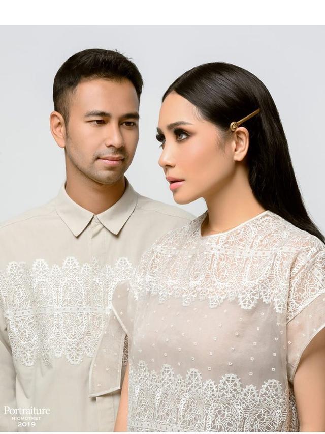 7 Potret Perjalanan Cinta Raffi Ahmad dan Nagita Slavina yang Rayakan Anniversary Kelima