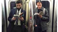 Nampaknya saat ini kegiatan membaca buku sering kita lihat di berbagai tempat seperti transportasi umum maupun fasilitas umum.
