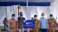 XL Axiata menyalurkan bantuan kuota data untuk mendukung mendukung pembelajaran jarak jauh kepada lebih dari 260 ribu pelajar di Indonesia (Foto: XL Axiata)