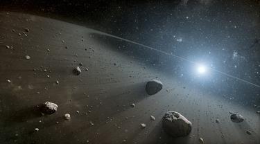 Ini Upaya NASA Selamatkan Bumi Dari Ancaman Asteroid `Kiamat`