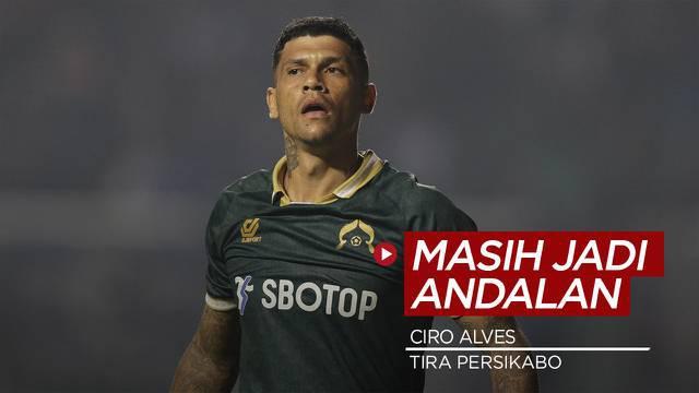 Berita Video Tira Persikabo Berharap Ciro Alves Tampil Gemilang di BRI Liga 1 2021/2022