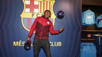 Kevin-Prince Boateng (fcbarcelona.com)