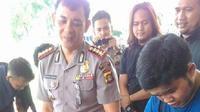Pelaku penjambretan yang menewaskan seorang mahasiswi di Jambi ditembak kakinya karena melawan (Bangun Santoso/Liputan6.com)
