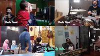 "Wali Ciptakan Lagu ""Kisah Pahlawan Bermasker"" Untuk Apresiasi Perjuangan Tenaga Medis. sumberfoto: Nagaswara"