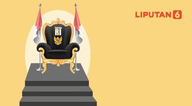 Banner Infografis Isu Jabatan Presiden 3 Periode Kembali Berembus. (Liputan6.com/Abdillah)