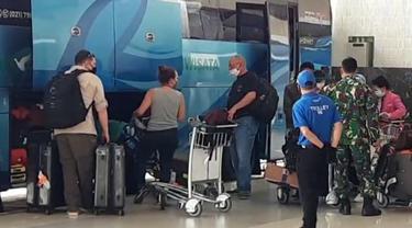 WNA masuk dari Bandara Soetta, Cengkareng