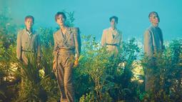 Album The Story of Light dirilis dalam tiga tahap. The Story of Light EP1 dirilis pada 28 Mei, The Story of Light EP 2 akan dirilis pada 11 Juni, dan The Story of Light EP 3 akan dirilis pada 25 Juni. (Foto: allkpop.com)