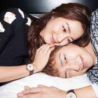 Dan yang menarik, pernikahan Kim Tae Hee dan Rain digelar begitu sederhana. (foto: Soompi)