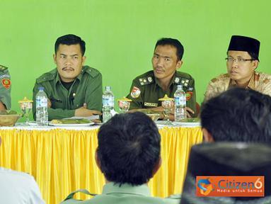 Citizen6, Tulang Bawang Barat: MTQ akan berlangsung di Kampung Karta Raharja, Kecamatan Tulang Bawang Udik mulai 5 Maret 2012 yang akan datang. (Pengirim: Jerry Hasan)