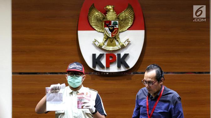 KRAS KPK Ultimatum Penyuap Direktur Krakatau Steel Menyerahkan Diri - News Liputan6.com