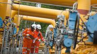 PT Perusahaan Gas Negara Tbk (PGN) berhasil mencatatkan kinerja keuangan yang positif pada periode triwulan I tahun 2019