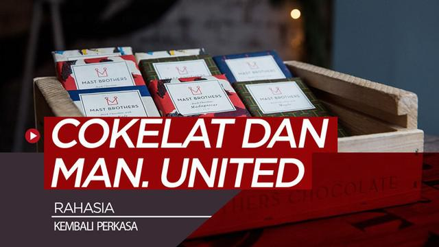 "Berita video cokelat batangan menjadi salah satu ""rahasia"" Manchester United kembali perkasa bersama Ole Gunnar Solskjaer. Apa kaitannya?"