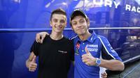 Luca Marini dan kakaknya Valentino Rossi (Gazetta world)
