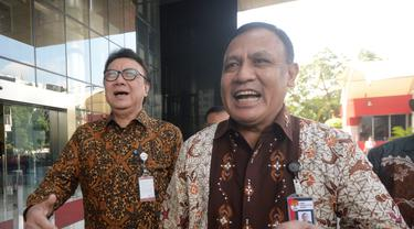 Datangi KPK, Tjahjo Kumolo Bahas Strategi Nasional Pencegahan Korupsi