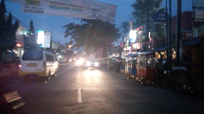 Lokasi mangkal PSK di Garut (Liputan6.com/Jayadi Supriadin)