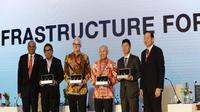 'Infrastructure Forum' sebagai bagian dari Paralel Events IMF-WB Annual Meetings (AM) 2018 yang diselenggarakan oleh BKPM dan HSBC.