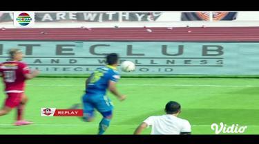 Laga Lanjutan Shopee Liga 1 Persija VS Persib Berakhir imbang 1-1 #shopeeliga1