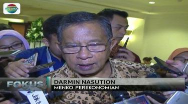 Menko Darmin mengatakan, banyaknya hari libur nasional menjadi salah satu pemicu lambatnya pertumbuhan ekonomi Indonesia.