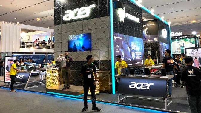 Acer di Indocomtech 2019
