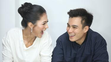 [Bintang] Baim Wong dan Paula Verhoeven