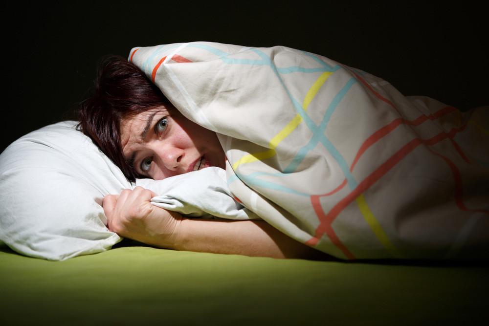Kenali Penyebab Sering Mimpi Buruk (Sergey Mironov/Shutterstock)