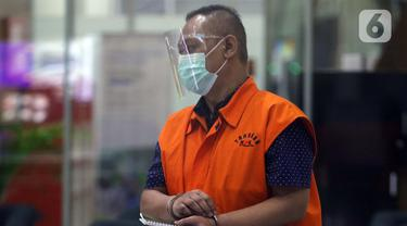 Dalami Kasus Suap Bansos, KPK Periksa Kembali Matheus Joko Santoso