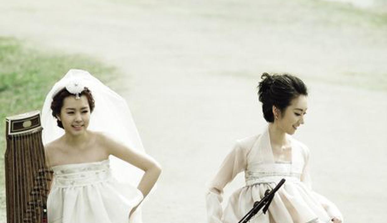 Inspirasi Gaun Pengantin Ala Korea Dari Yang Tradisional Hingga