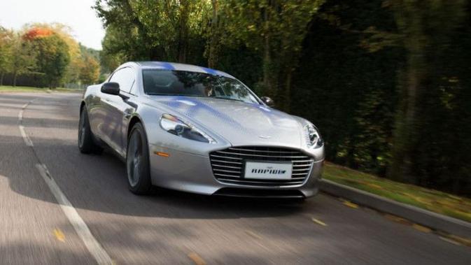 Mobil Listrik Ini Jadi Tunggangan Baru James Bond