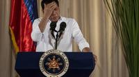 Presiden Duterte 'Tak Sadar' Ada Tentara AS di Operasi Marawi (NOEL CELIS / AFP)