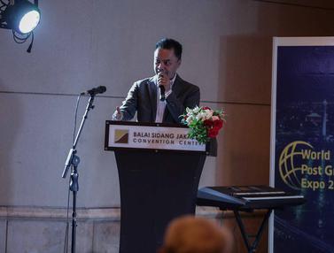 Dino Patti Djalal Buka Pameran World Post Graduate 2018