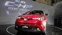 Toyota C-HR resmi meluncur (Arief/Liputan6.com)